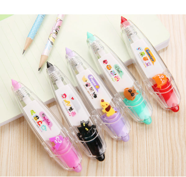 Cute Correction Tapes (4 Pcs) - Home Decor
