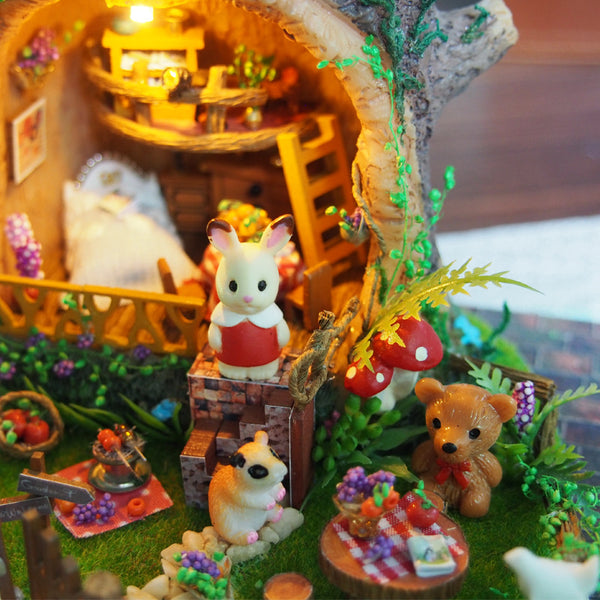 Adventure Tour - DIY Handmade Miniature Box Theatre_4