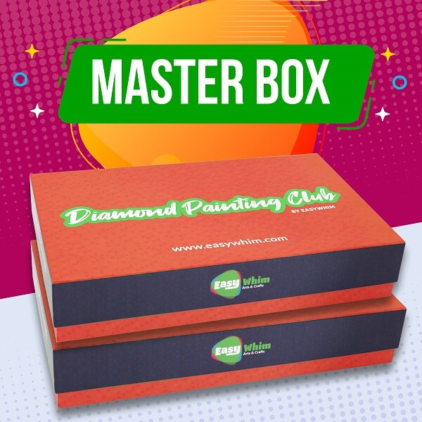 Master Box - 2 XL, 3 Large DP Kits & $80 of Surprise Crafts