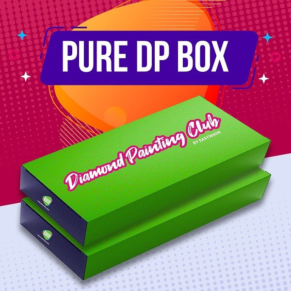 Pure DP Box - 1 XL, 3 Large & 2 Medium DP Kits