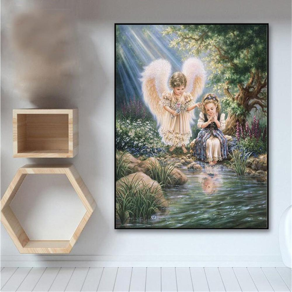 Angel in Me - Cross Stitch Kit-EasyWhim