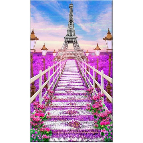 Bedazzled Paris - Exclusive Diamond Painting Collection-EasyWhim