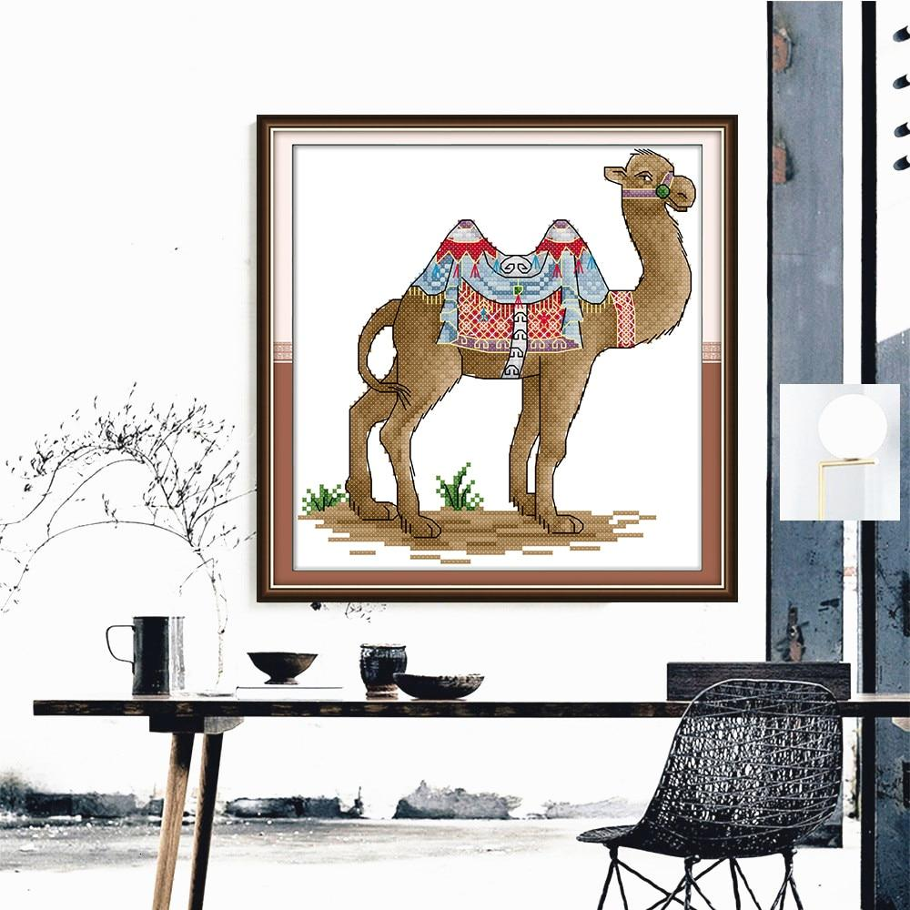 Camel - Cross Stitch Kit-EasyWhim