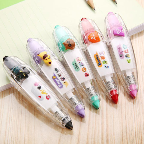Cute Correction Tapes (5 Pcs) - Home Decor-EasyWhim