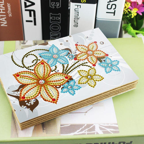 Flower Bloom - Diamond Painting Photo Album-EasyWhim