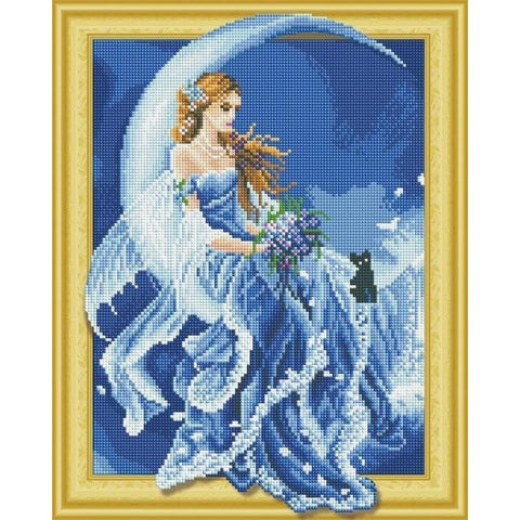 Magical Princesses - DIY 5D Diamond Painting - 3D Drill-EasyWhim