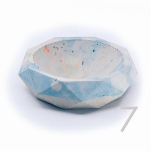 Concrete Accessory Bowl Dish Every Day Carry