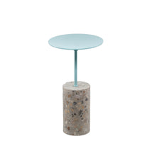 Concrete Core Side Table (recycled)