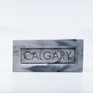City of Calgary Brick