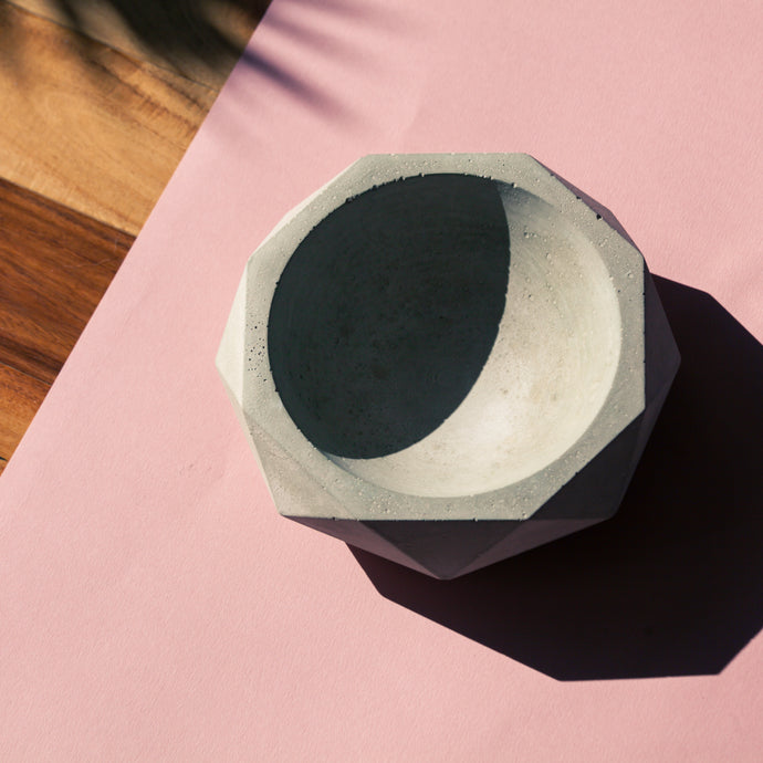 Concrete Accessory Bowl