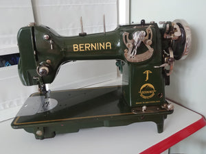 Something Old, Something New, Something Blue, Something Bernina