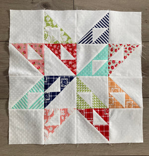 Shine on Sampler-Month 10