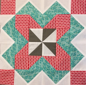 My Secret Garden - Brenda Converts to AccuQuilt!