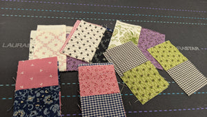 Lemonade out of Lemons, or should I say quilts out of scraps!