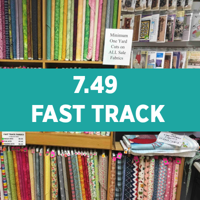 Fast Track $7.49