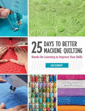 25 Days to Better Machine Qltg
