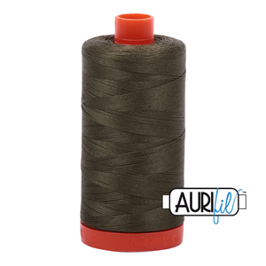Aurifil 1422yds Army Green