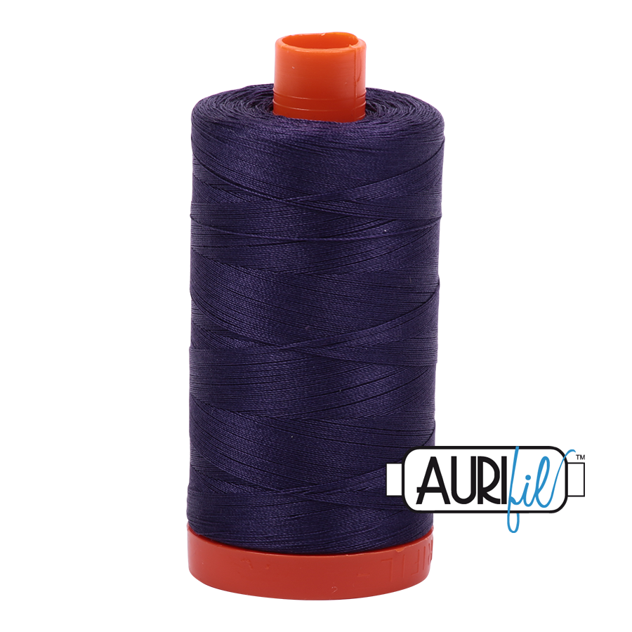 Aurifil 1422yds Dk Dusty Grape