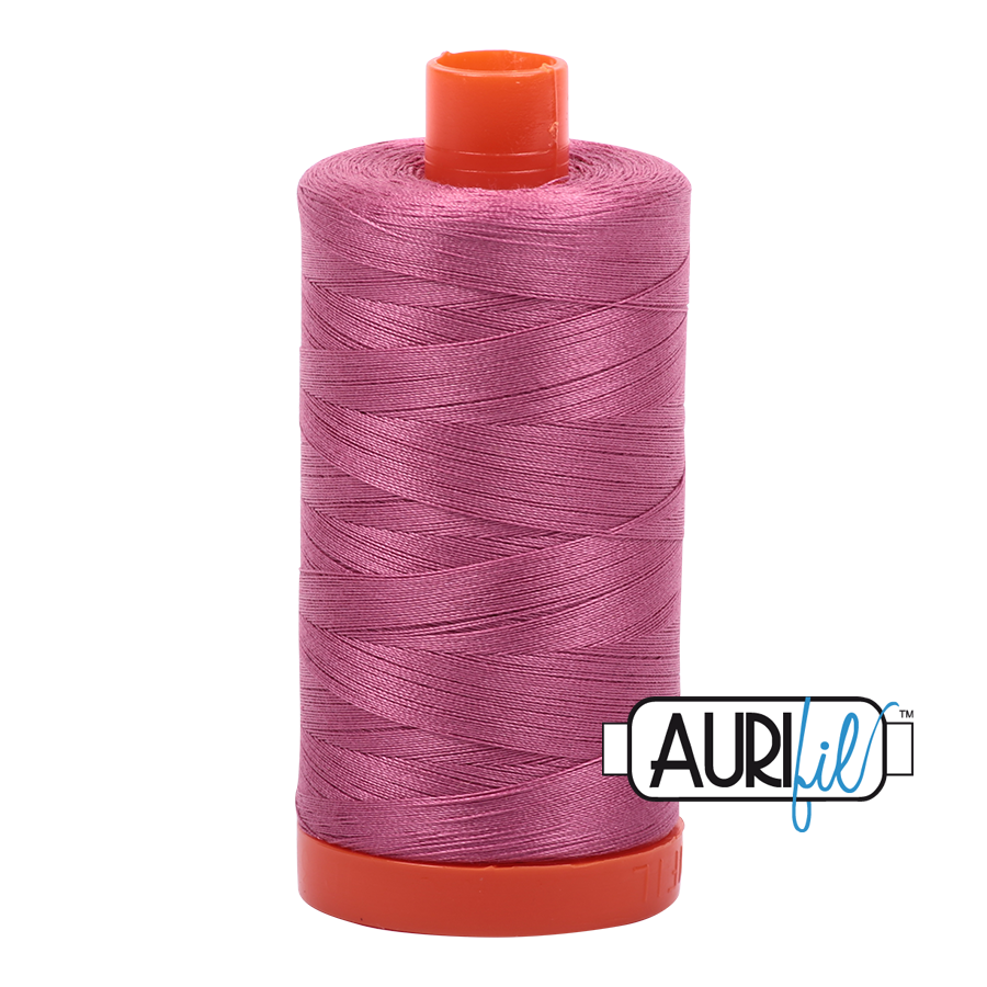 Aurifil 1422yds Dusty Rose