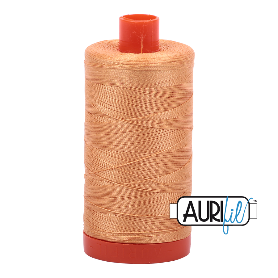 Aurifil 1422yds Golden Honey