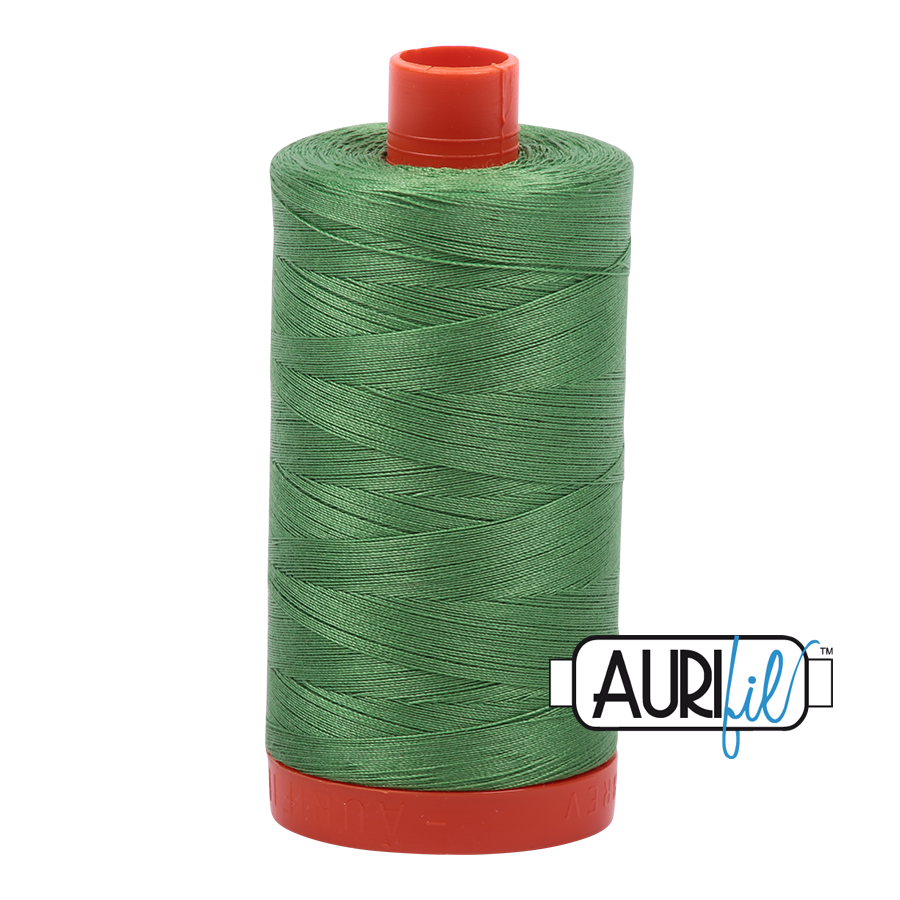 Aurifil 1422yds Green Yellow
