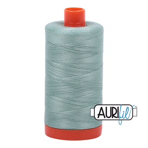 Aurifil 1422yds Light Juniper