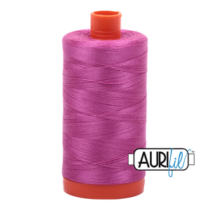 Aurifil 1422yds Light Magenta
