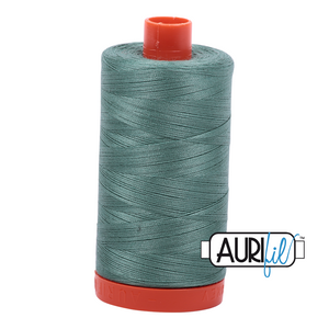 Aurifil 1422yds Medium Juniper