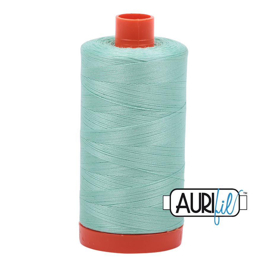 Aurifil 1422yds Medium Mint