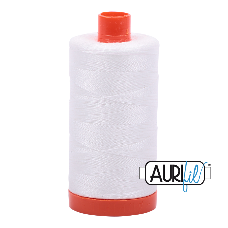 Aurifil 1422yds Natural White