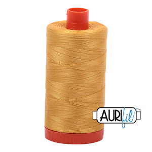 Aurifil 1422yds Tarnished Gold
