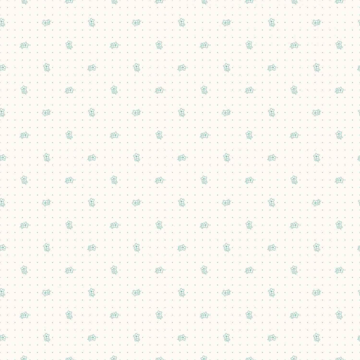 Bee Backgrounds: Daisy Teal
