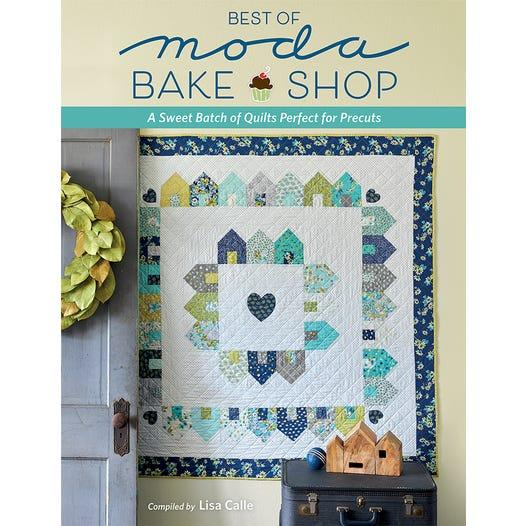 Best of Moda Bake Shop Book