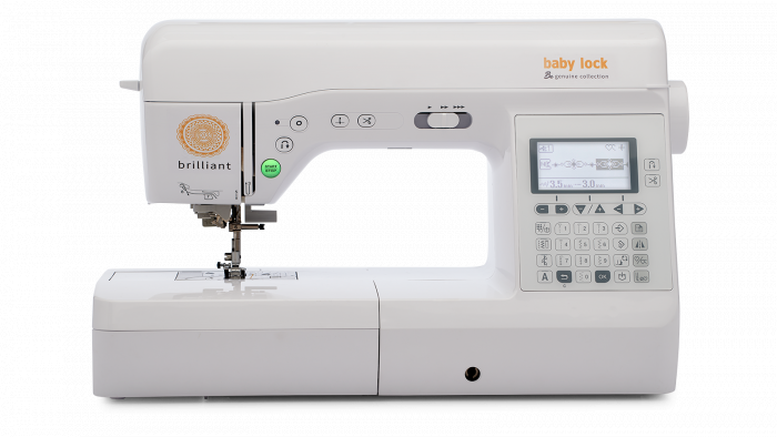 Brilliant Sewing Machine by Babylock