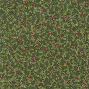 Cardinal Song Metallic: Mistletoe Evergreen