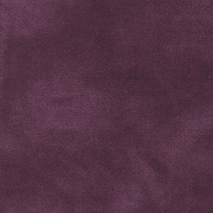 Color Wash Woolies Flannel: Eggplant