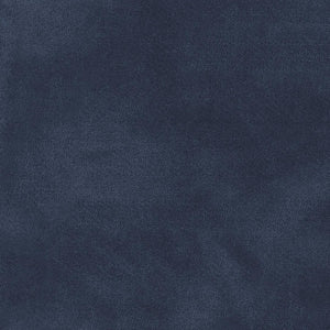 Color Wash Woolies Flannel: Midnight Navy