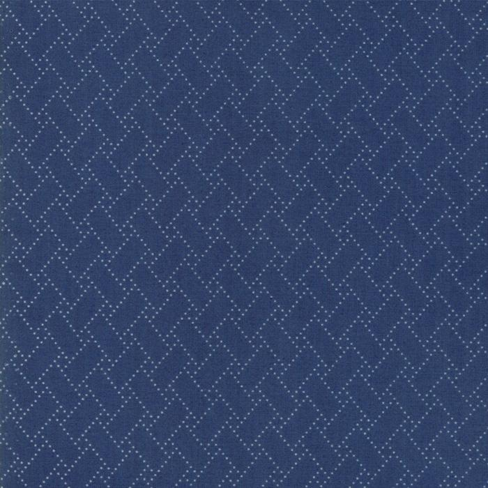 Crystal Lake Blocks Medium Blue