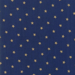 Crystal Lake Stars Dark Blue