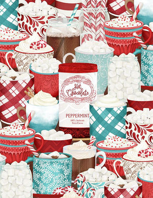 Cuppa Cocoa Packed Cups Multi