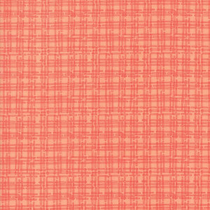 Dandi Annie Stem Plaid Peach