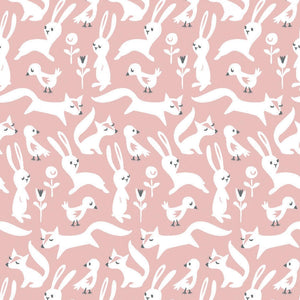 Dwelling: Pink Bunnies & Chicks
