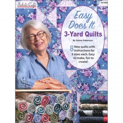 Easy Does It 3 Yard Quilts Bk