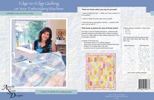 Edge to Edge Quilting Book