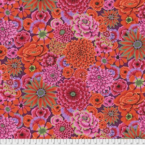 Enchanted Rust: Kaffe Fassett