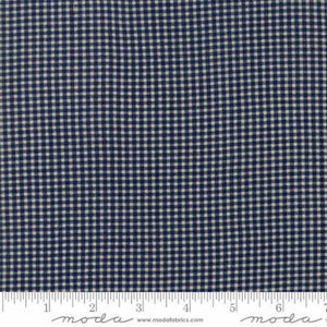 Evelyn's Homestead Everyday Gingham Indigo