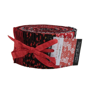 Fire & Ice II Batik Jelly Roll