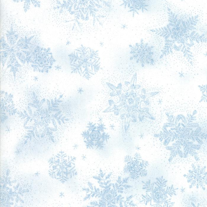 Forest Frost Glitter Favorites: Falling Snowflakes Icicle