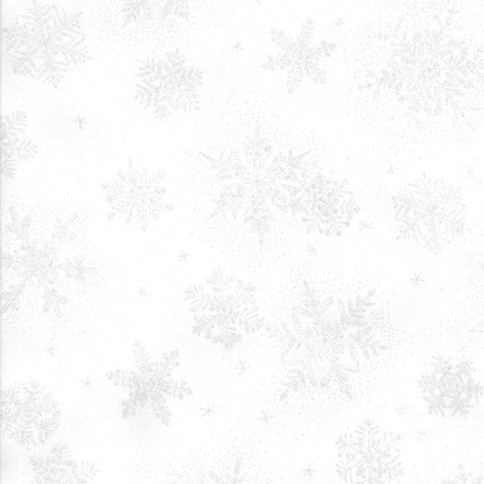 Forest Frost Glitter Favorites: Falling Snowflakes Snow