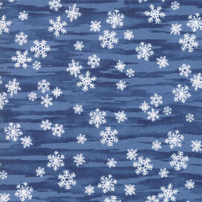 Forest Frost Glitter Favorites: Snowflakes Night